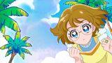 Viva! Spark! Minori appears