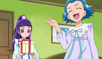 (17) Jun Gives Riko a Gift (prank)