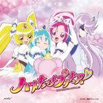 Heartcatch Theme Songs CDDVD