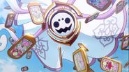 Miden y las memorias de Pretty Cure
