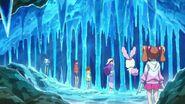 Cueva helada