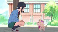 Chiyu encuentra a Latte