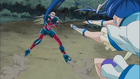 Mucardia and Aqua fighting