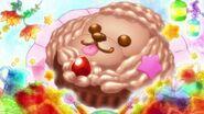 Poodle Chococake