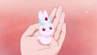 KKPCALM 33 Crystal Bunny with decoration