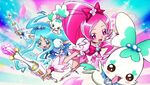 Heartcatch Pretty Cure! Ending sponsor card