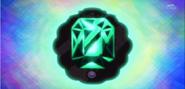 Linkle stone esmeralda