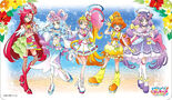 Tropical-Rouge! Pretty Cure wallpaper visual
