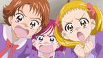 YPC516 Rin Nozomi Urara mad at Nuts