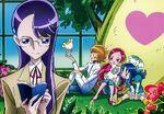 Heartcatch Pretty Cure! 2nd opening sponsor card