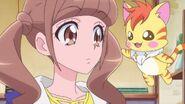 Nyatoran y Hinata hacen equipo