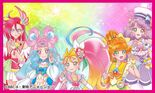 Pretty Holic Tropical Rouge Pretty Cure with Cure La Mer