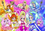 Go Princess Puri Cure Princess Rods