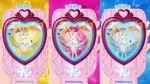 Innocent Forms Triple Prechan Mirror