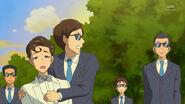 Kimimaro no pudo soportar las palabras de Minami