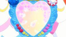Land Beat Dynamic The Tropical Heart Dresser's mirror lights up
