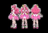 Cure Grace Toei Profile 2