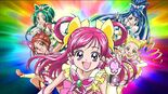 Yes Pretty Cure 5 Sponsor Card