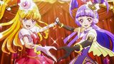 Cure Up RaPaPa Miracle and Magical together