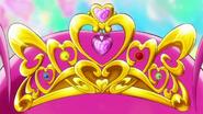 Happy tiara