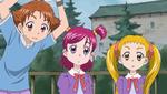 YPC514 Rin Nozomi Urara realize Komachi's not so meek
