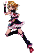 Cure Black en All Stars DX3
