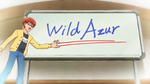 KKPCALM42-Sonobe proposes the name Wild Azur for the band