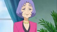 Yume acepta que Towa ingrese al la Academia Noble
