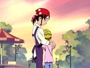 Akane abraza hikari