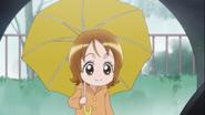 Yuko de pequeña