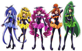 Bad end pretty cure perfil.png