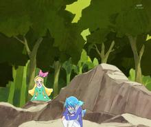 KKPCALM41-Ciel finds Rio on Ichigoyama