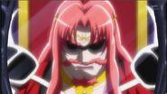 Mephisto enfadado