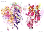 Miyamoto Emiko Precure Works Mahou Tsukai Pretty Cure