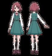 Nodoka School Uniform profile Asahi