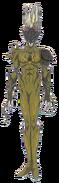 Perfil de Karehan con el poder de Goyan