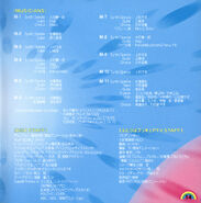 VOCAL RAINBOW STORM!! -I Want to Be a Light- Booklet 14