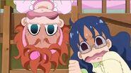Haruka y yui asustadas