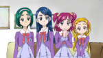 YPC517 Girls wonder what's up with Rin