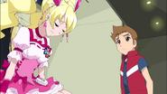 Daisuke confiesa peach