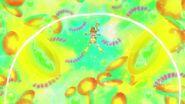 Disparo Sorpresa de Papaya Pretty Cure