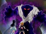 FwPC25 PreCure face off with Evil King