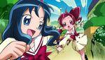 Heartcatch Pretty Cure! Opening sponsor card