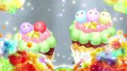 Kotori cupcake