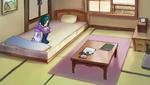 YPC516 Komachi depressed in room