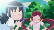 Tsubomi recrimina a Erika por lo que hizo