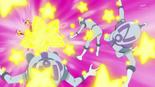 STPC02 Star's attacks hitting the Nottorei