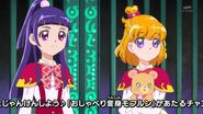 05. Mirai y Riko observando a Kochou
