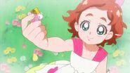 Haruka de pequeña