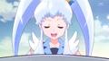 Princess defendiendo a su amiga y dicindo que aunque a ella le da flojera ayudar a los demas, cuando esta con Lovely todo se pone interesante